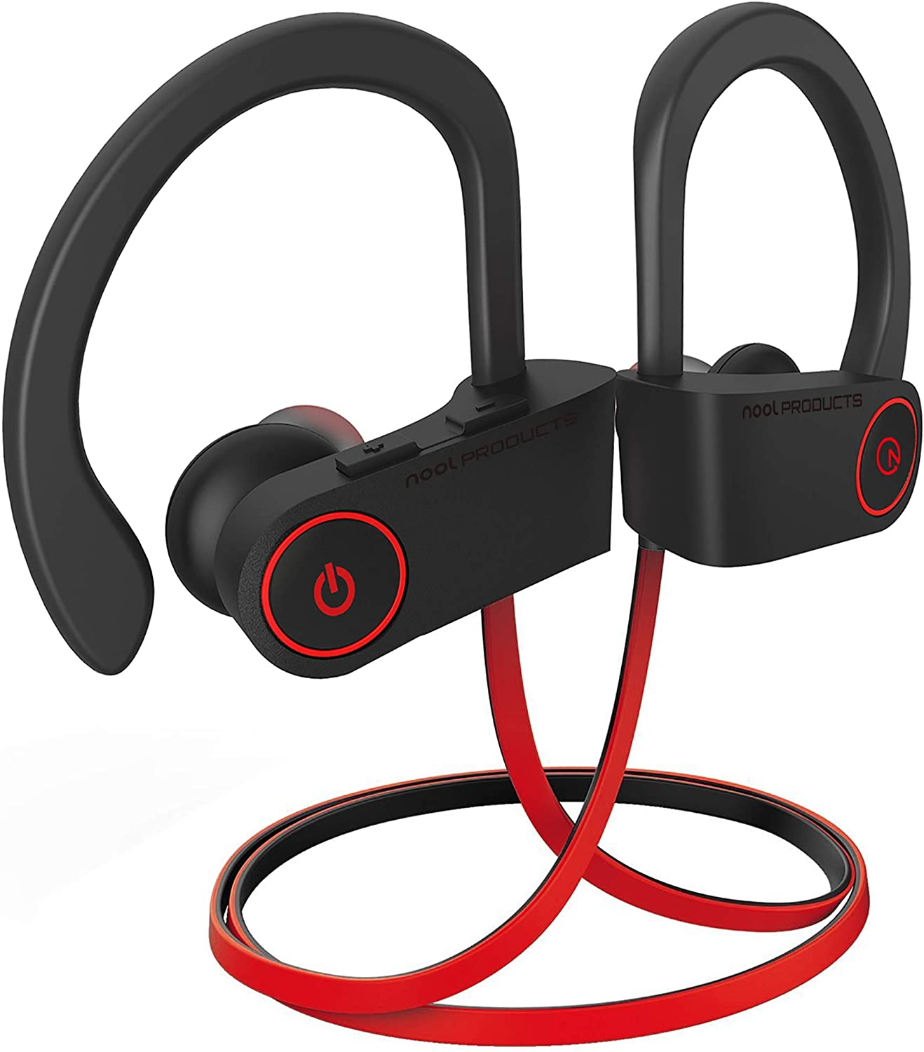 Noot Products NP 11 Wireless Bluetooth Earbuds Mountain Biking Headphones The Look of This headphones is beautiful Than other headphones