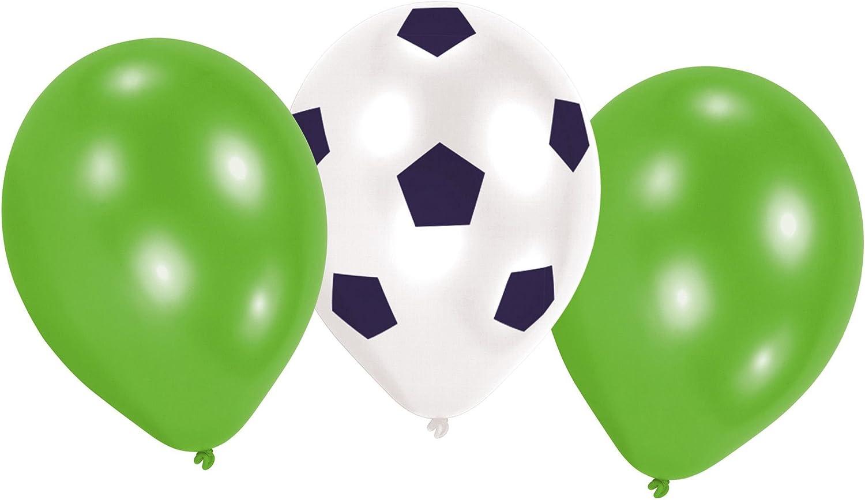 Amscan – Globos 9903017 Juego futbolín Fiesta, multicolor , color/modelo surtido: Amazon.es: Juguetes y juegos