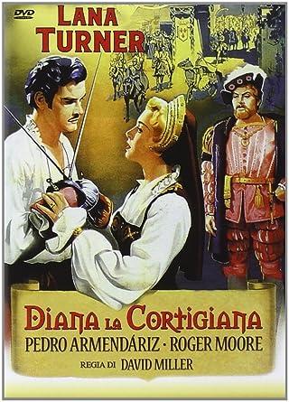Amazon.com  diana la cortigiana dvd Italian Import  roger moore ... d2b07ed27a