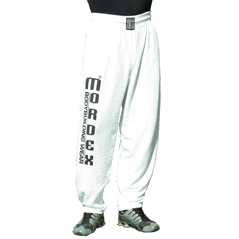 Farben MORDEX G Lange Fitnesshose Trainingshose Bodybuilding in versch