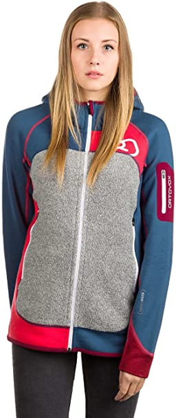 ortovox damen jacke merino fleece sale