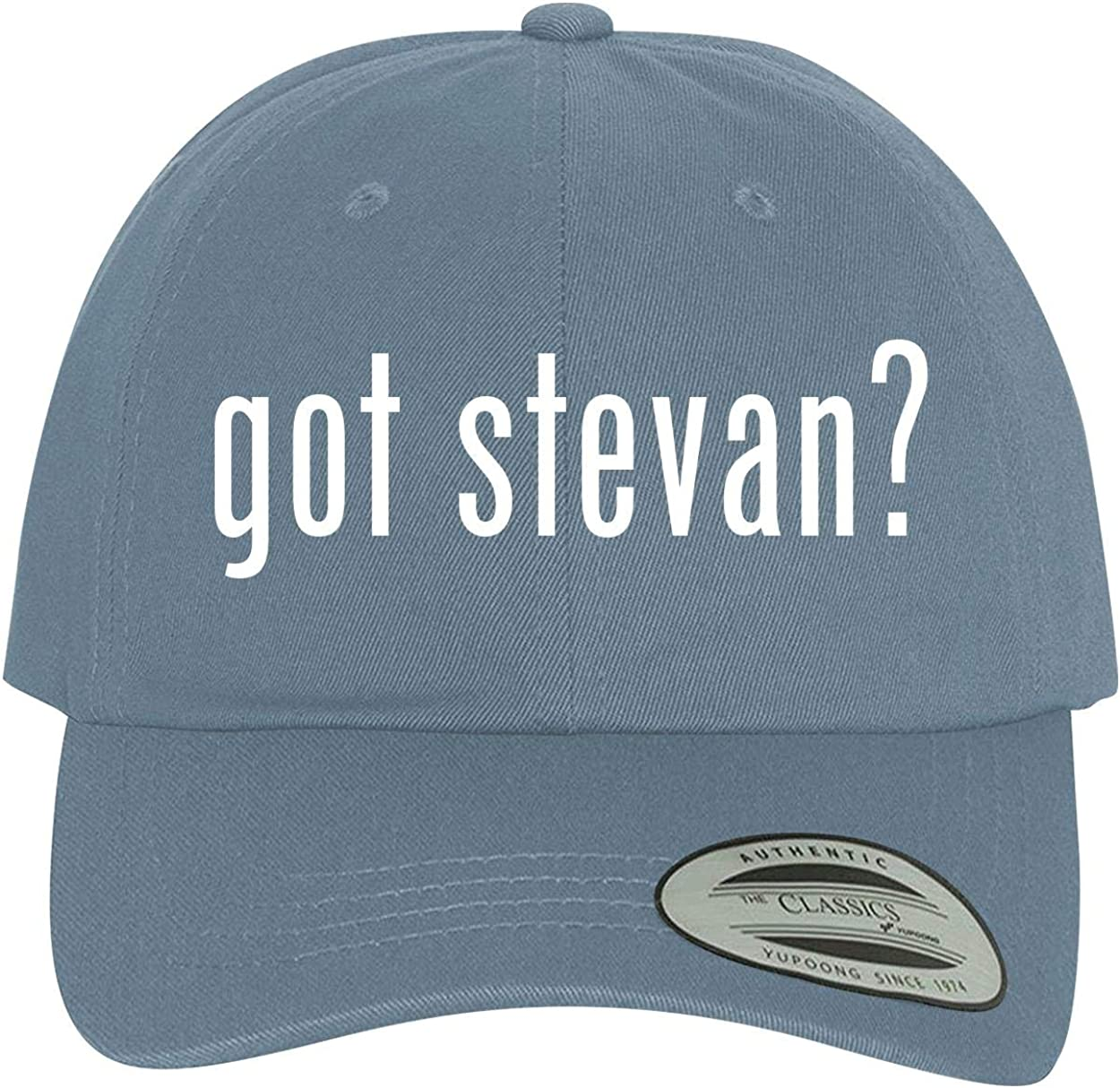 BH Cool Designs got stevan? Comfortable Dad Hat Baseball Cap