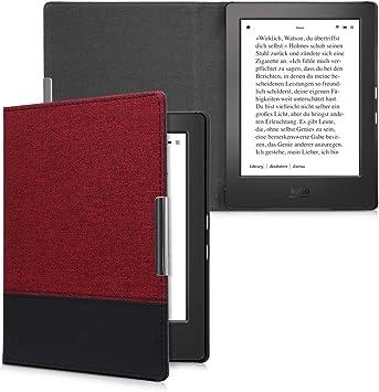 kwmobile Funda de e-Book Compatible con Kobo Aura H2O Edition 1 ...