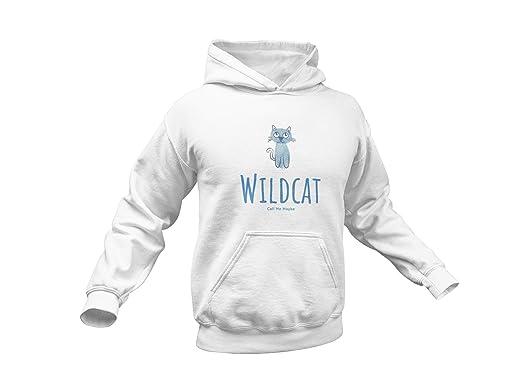 Amazon.com: Sudadera con capucha azul para gato, para ...