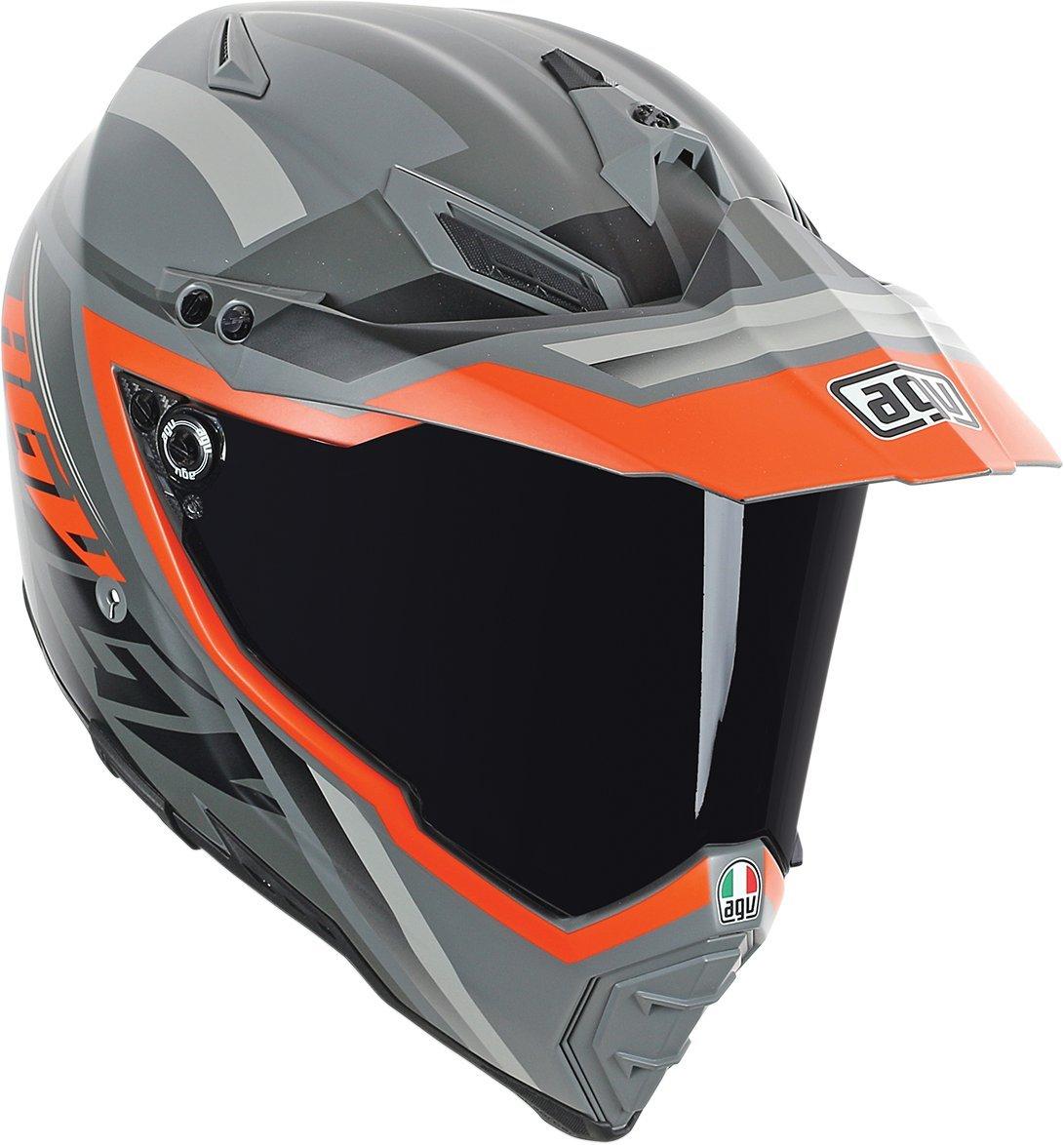 AGV AX-8 Karakum Dual Sport Evo Helmet Multicolor, Small