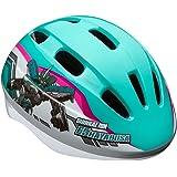 ブルジュラ キッズヘルメット 新幹線変形ロボ シンカリオン E5はやぶさ 子供用 自転車ヘルメット 3~8歳向