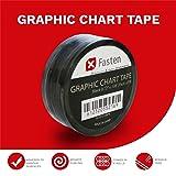XFasten Thin Graphic Chart Line Tape