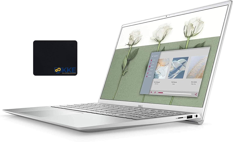 Dell Inspiron 5000 Series 15.6'' FHD Business Laptop, Intel Core i7-1165G7, 32GB RAM 1TB PCIe SSD, Webcam, Backlit Keyboard, FP Reader, KKE Mousepad, Windows 10 Pro