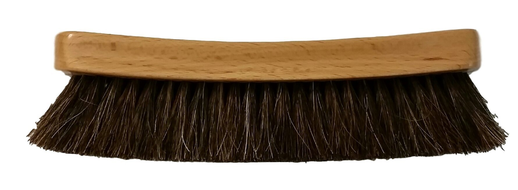 Large Professional Shoe/Boot Shine/Buff Brush - 8'' inch Long