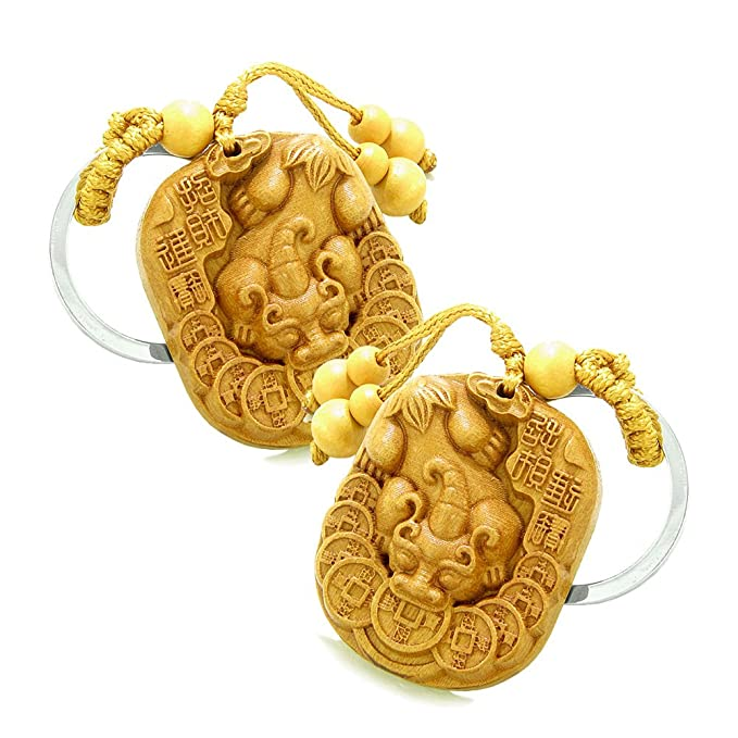 Amazon Amulet Courage Dragon Lucky Coins Protect Good Luck