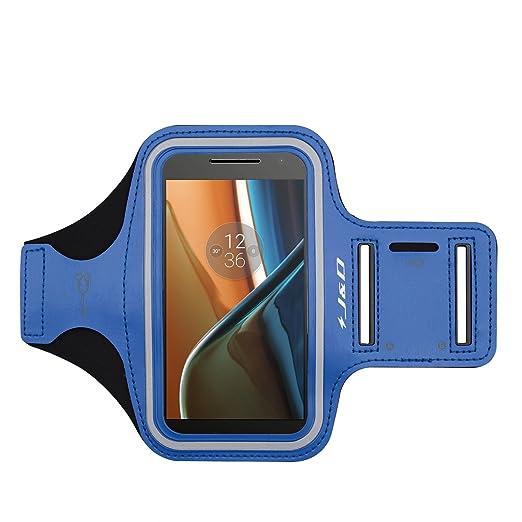 2 opinioni per Moto G4/G4 Plus Armband, J&D Sports Armband per Motorola Moto G4, Moto G4 Plus,