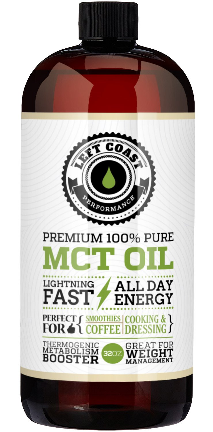 Premium MCT Oil from Organic Coconuts. Huge 32 Oz. Easier To Absorb and Digest. Triple Filtered. Independent Quality Testing for every batch. Keto & Paleo Friendly. Made in USA.