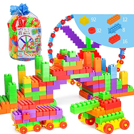 fd647ebc7234 Hbwz Children s Building Blocks Plastic Non-Toxic Safety Spelling Educational  Toys Suitable for 1-