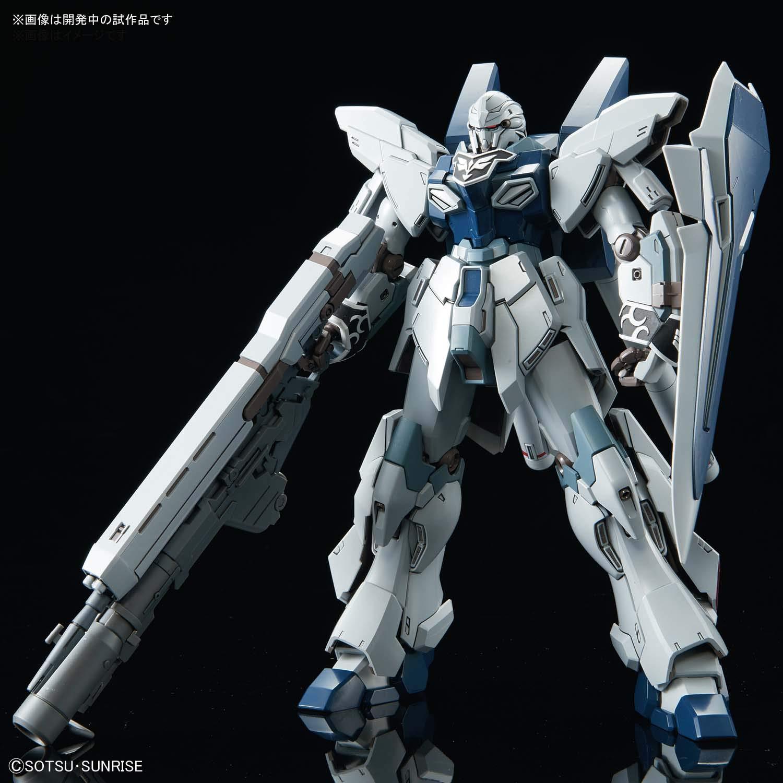 Bandai Hobby MG 1/100 Sinanju Stein (Narrative Ver.) ''Gundam NT'' by Bandai Hobby (Image #3)