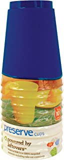 product image for Preserve On the Go 16 Ounce Cups Kitchen Supplies, Midnight Blue