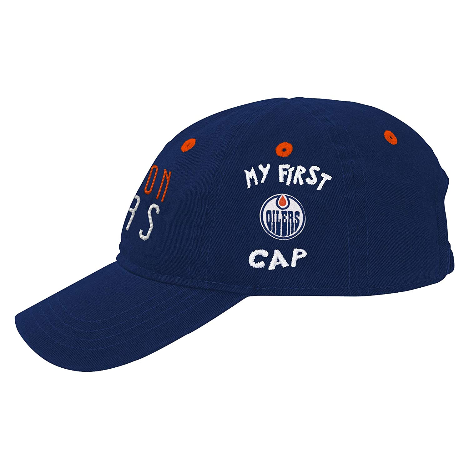 Edmonton Oilers Infant My First Cap Size One Size