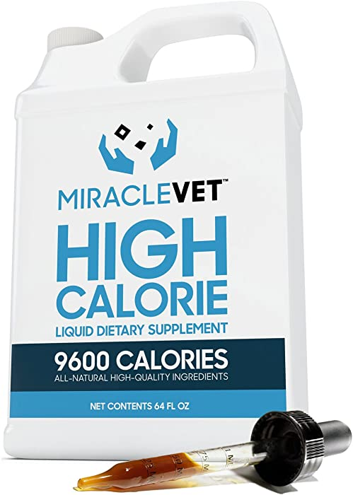 Top 5 Miracle Vet All Natural Weight Gainer For Dogs