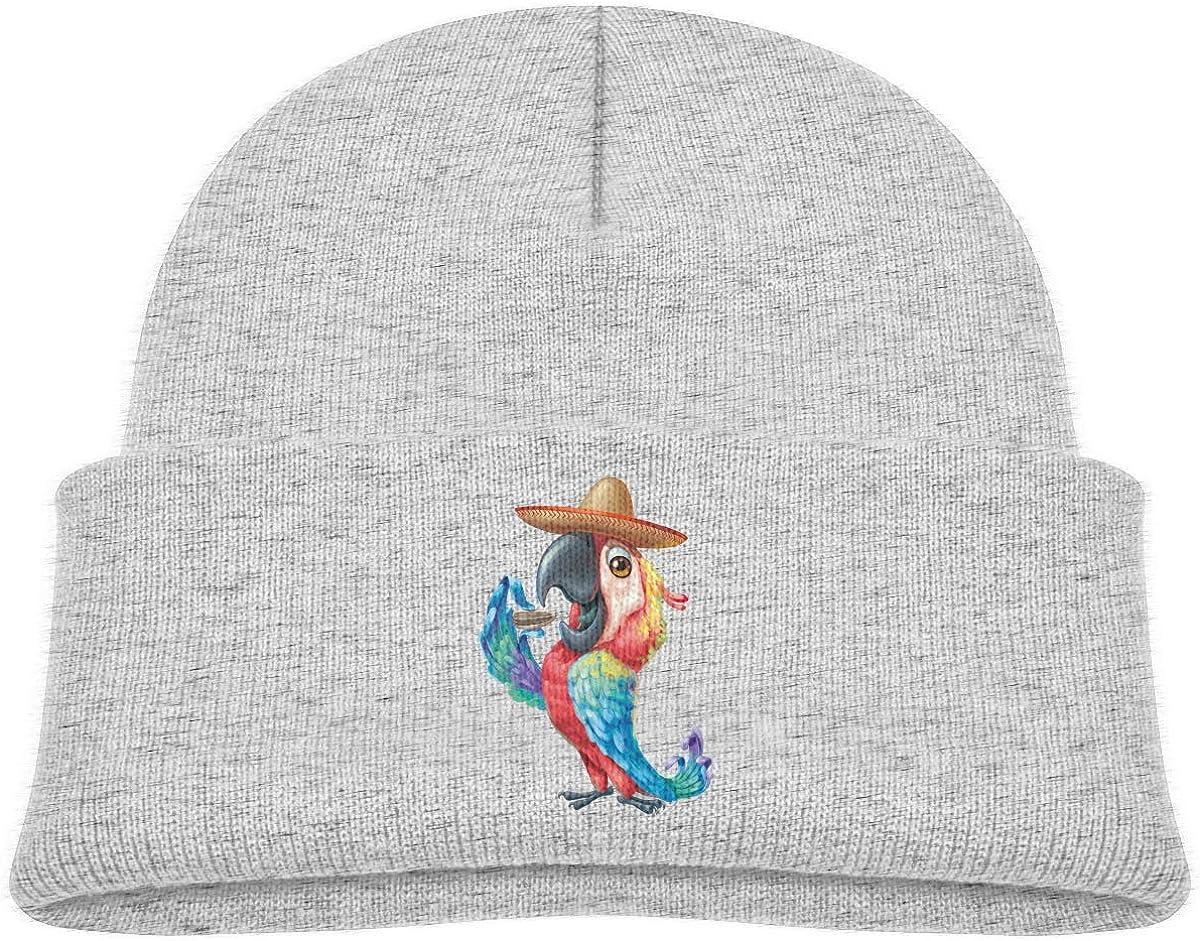 Banana King Mermaid Baby Beanie Hat Toddler Winter Warm Knit Woolen Cap for Boys//Girls