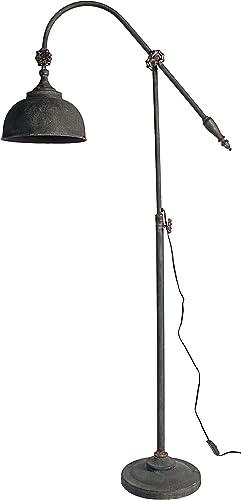 A B Home Wellington Floor Lamp