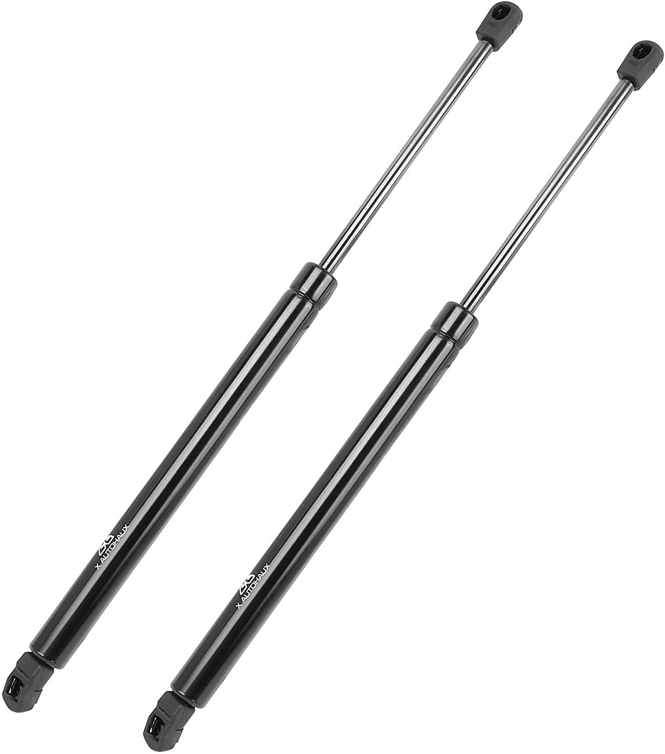 X AUTOHAUX 2pcs Rear Trunk Lift Supports Struts Shocks Gas Spring PM1017 for Hyundai Santa Fe 2007-2012