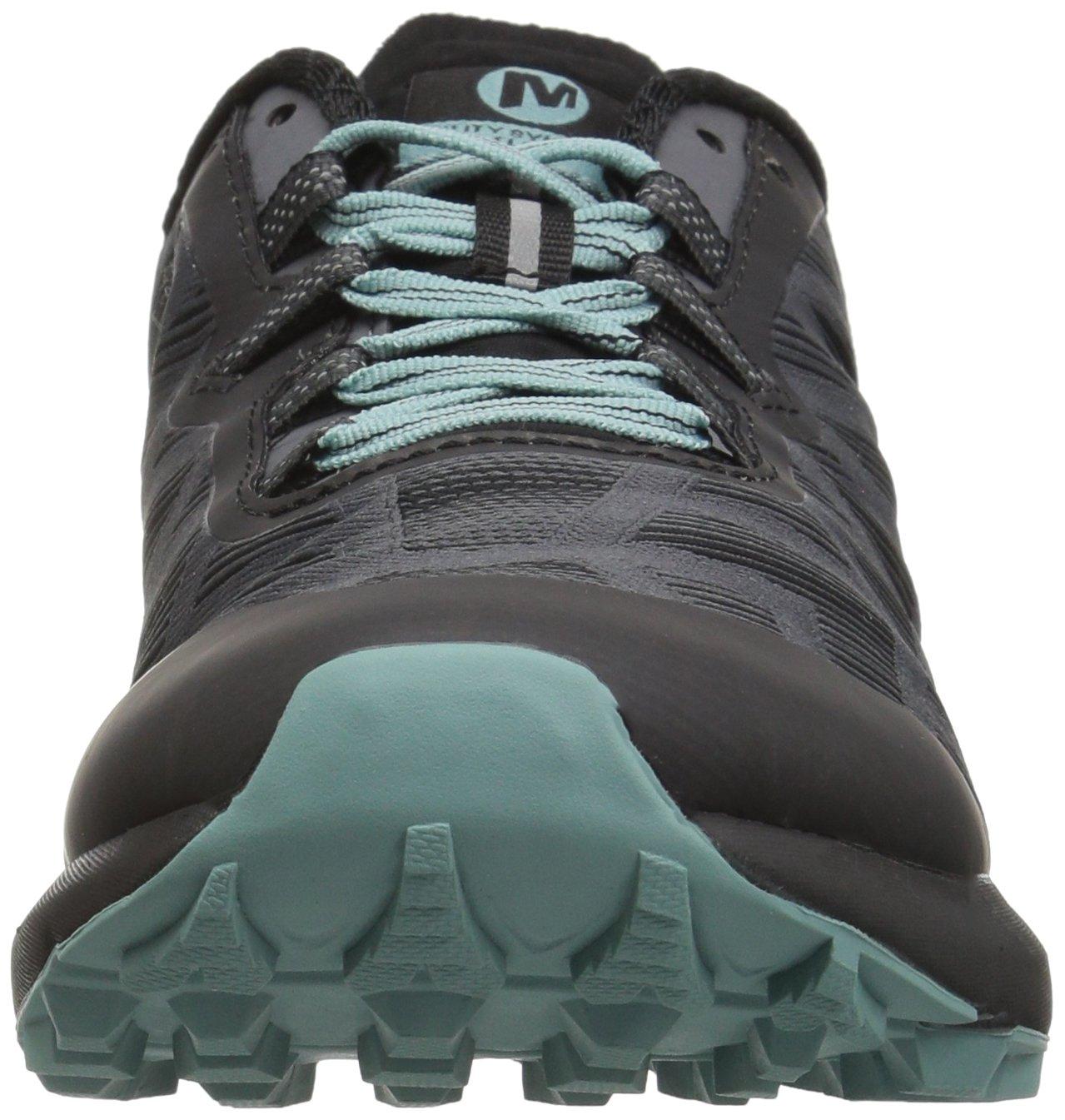 Merrell Women's Agility Synthesis Flex Sneaker B078NFX8QH 5 B(M) US|Black