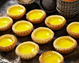 Guestway Egg Tart Mold Stainless Steel Cupcake