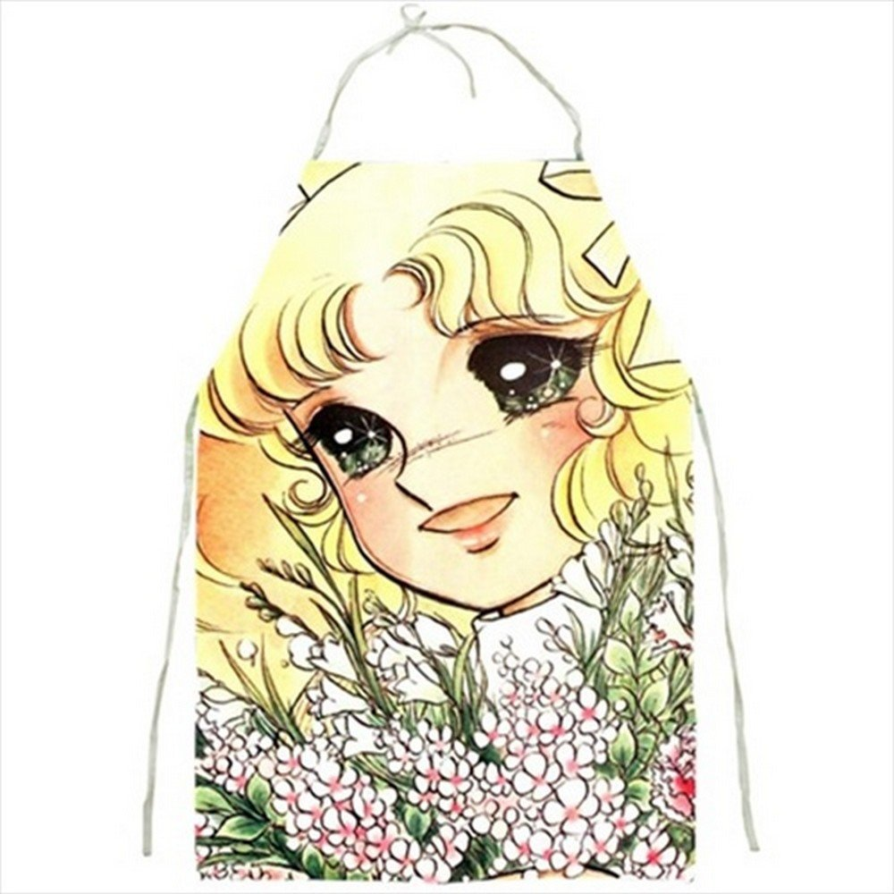 Nice Candy Candy Anime Full Print Apron supplier