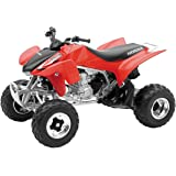 New Ray 1:12 Honda ATV Die-Cast Vehicle for Kids (Red)