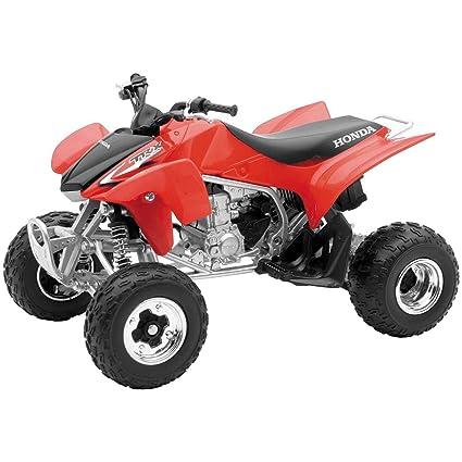 New Ray 1:12 Honda ATV Die Cast Vehicle For Kids (Red)
