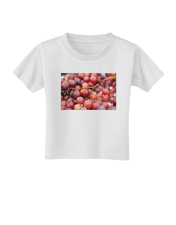 Grapes Toddler T-Shirt TooLoud Buy Local