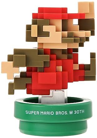 Amazon.com: Mario Classic Color Amiibo (Super Smash Bros Series ...