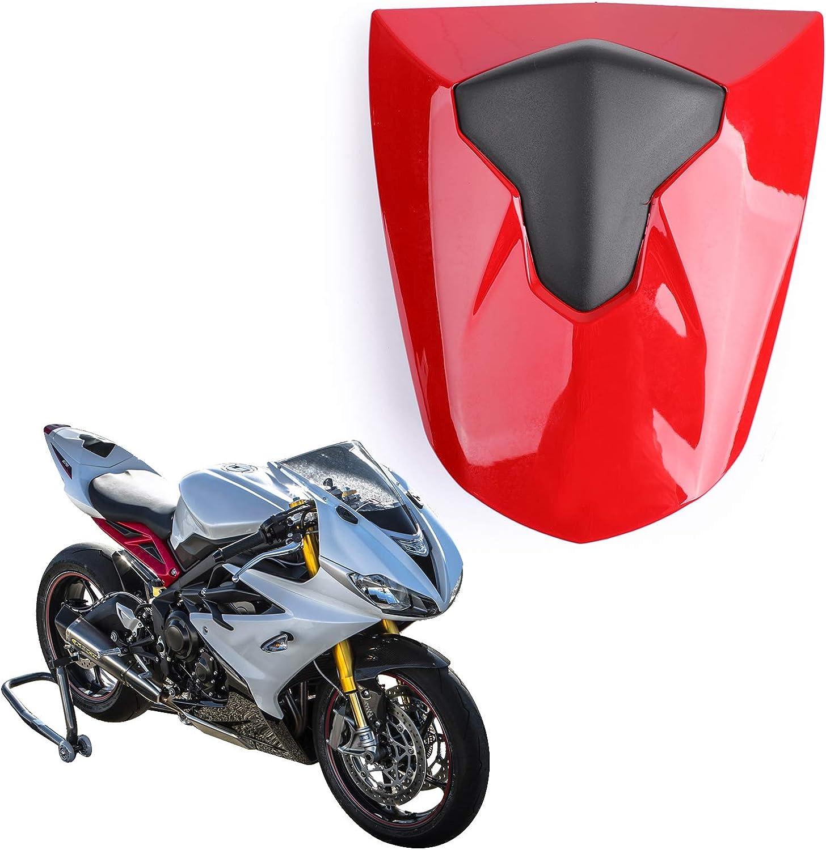 Topteng Capot de si/ège arri/ère pour moto Tri-umph Da-ytona 675 675R 2013-2017