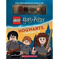 LEGO: Harry Potter Hogwarts Handbook + Minifigure