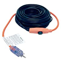 Deals on M-D Building Products 4325 M-D 0 Pipe Heating Cable, 6-Ft L
