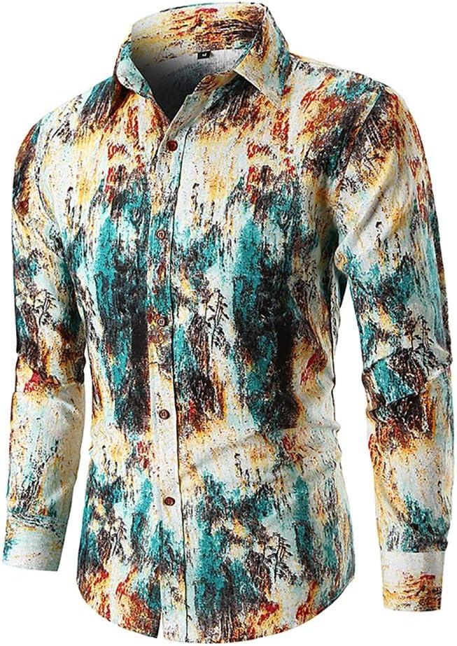 Camisa de los Hombres, Camisas Divertidas en 3D Hombres ...