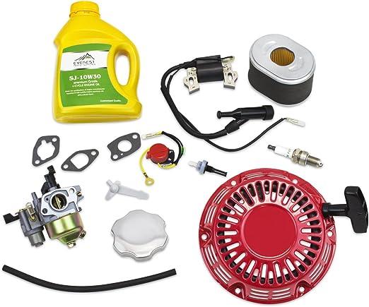 Amazon.com: Honda GX160 GX200 5.5HP & 6.5HP Tune Up Kit ...