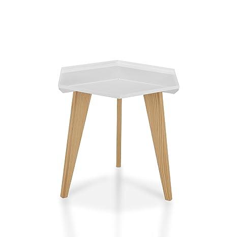 Amazon.com: 247SHOPATHOME FGI-17904C2-ET - Mesa de mesa para ...