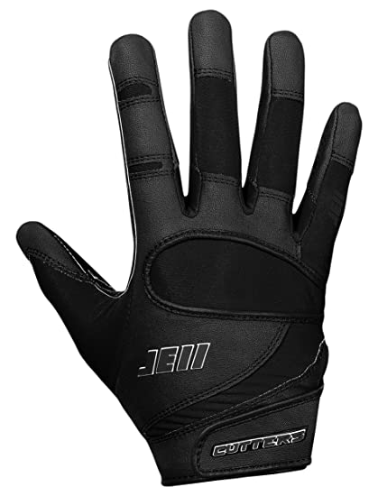 Amazon.com   Cutters Julian Edelman Football Glove 56654fcb2a