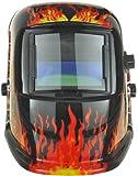 Expert Weld XWH5 9 - 13 Shades Hot Auto Darkening Welding Helmet Plus Grind Function