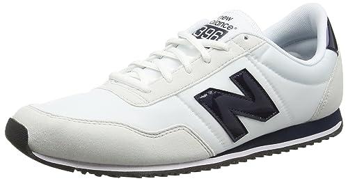 zapatillas casual de hombre u396 new balance