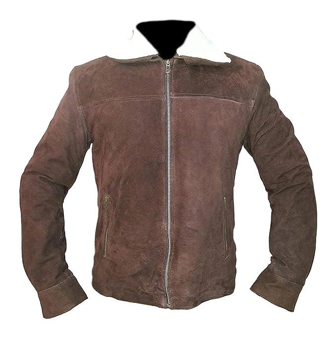 giacca color cammello scamosciata donna