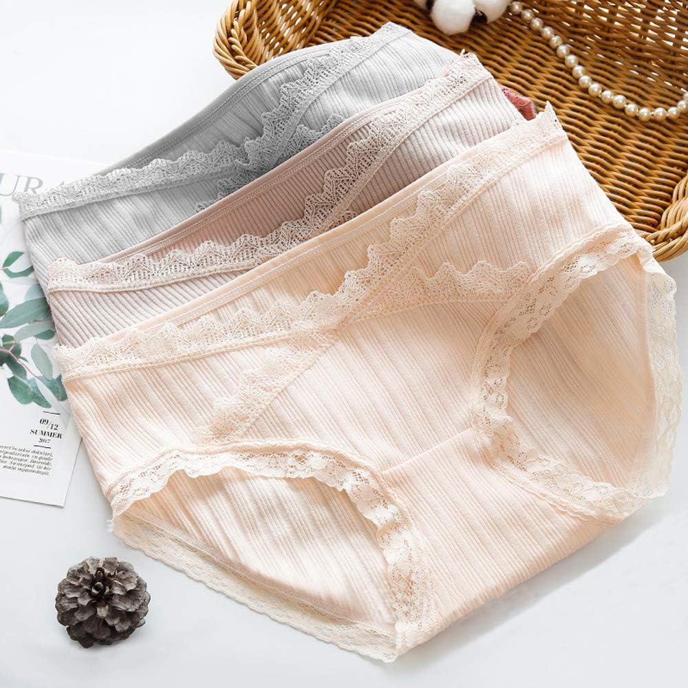 EULLA Damen Umstandsmode V-foermigen Umstandsslips Schwangerschaft Unterhosen Baumwolle Umstandsunterhosen