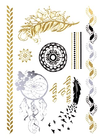 tattoo kette feder schmuck website foto blog. Black Bedroom Furniture Sets. Home Design Ideas
