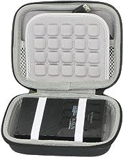 Hard Travel Case for WD My Passport 1TB 2TB 3TB 4TB USB 3.0 Portable External Hard Drive by co2CREA (black)