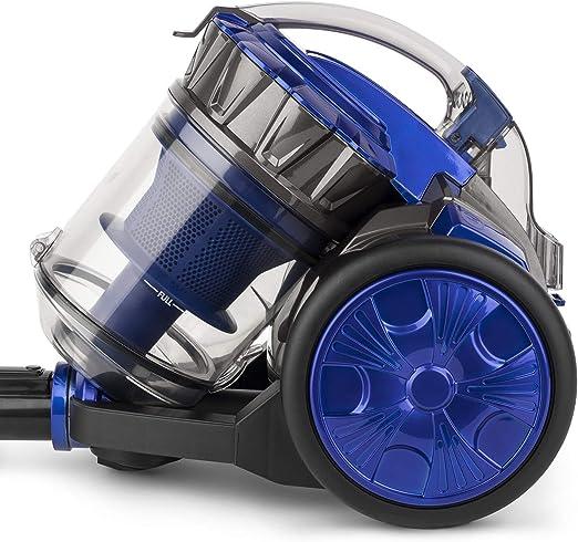 H. Koenig Winkel ws14 multicyclonique aspirador sin bolsa triple a ...