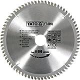 HM Sägeblatt 210 x 30 , 72 Zähne , TFZ , für Alu, Kunststoff, NE-Metalle