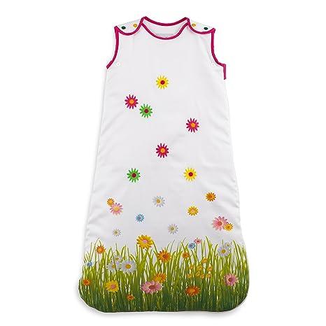 NioviLu Design Saco de dormir para bebé - Nature en Fête (6-18 meses