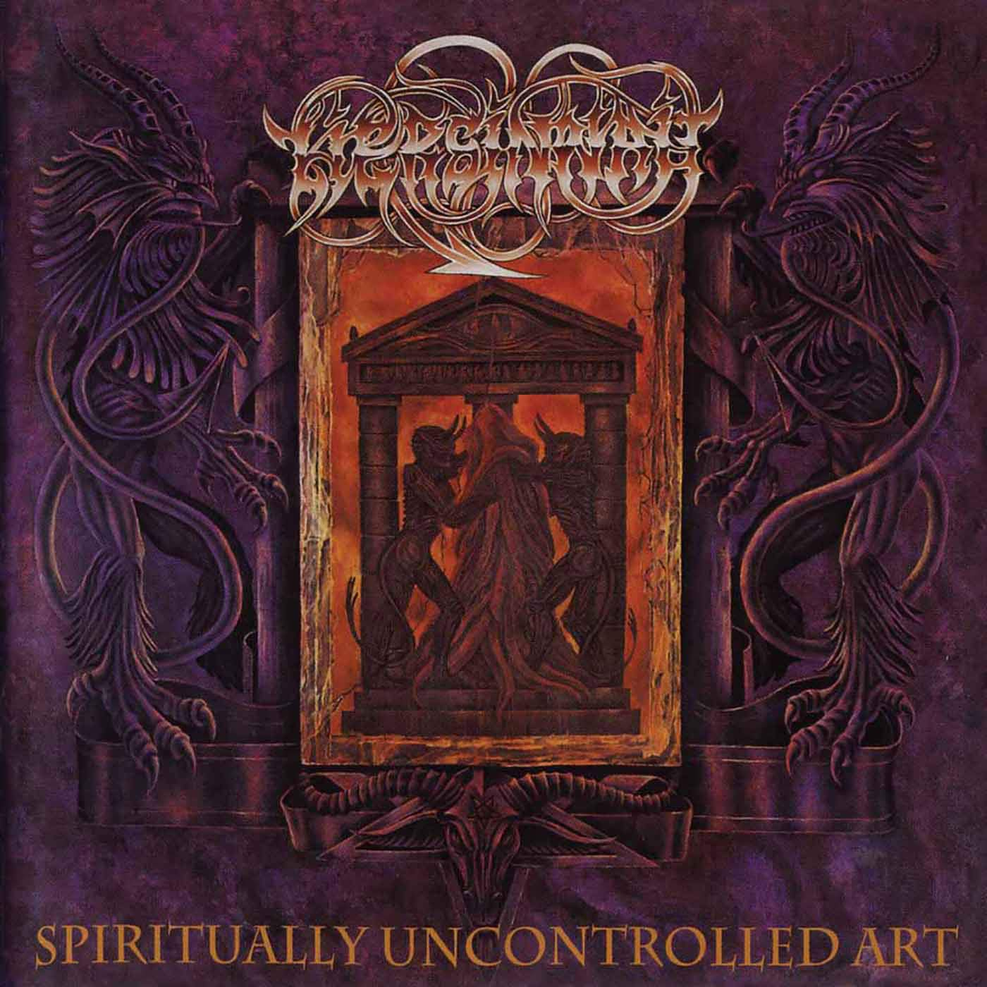 Vinilo : Liers in Wait - Spiritually Uncontrolled Art (10-Inch Vinyl, Canada - Import)