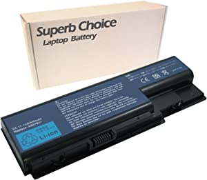 Superb Choice Battery Compatible with ACER Aspire 6930-6455, 6930-6560, 6930-6586, 6930-6723, 6930-6771