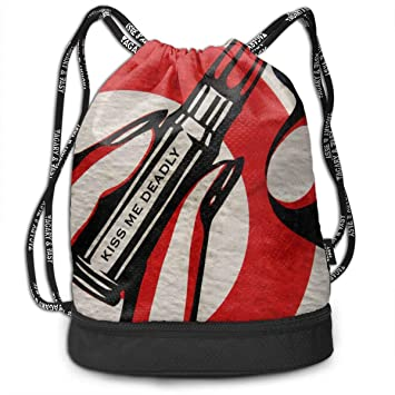 Viajando Deporte Gimnasio Beam Bag Kiss Me Deadly Beam ...